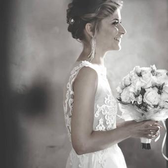 DAROM ŠVENTĘ? TAIP! Jūsų vestuvių dekoras ir organizavimas. / Darom šventę / Darbų pavyzdys ID 536951