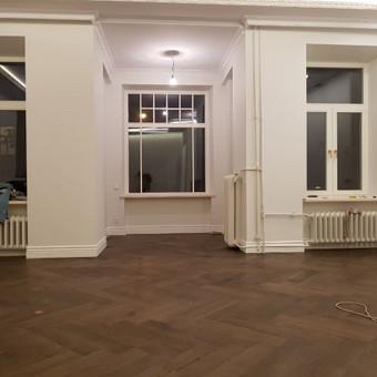"""Osmo Meistrai / medinių grindų įrengimas ir apdaila / UAB """"OSMO LIETUVA"""" / Darbų pavyzdys ID 536981"""