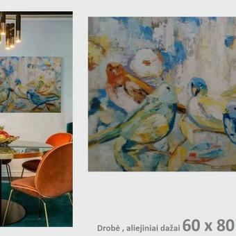 INTERJERŲ PROJEKTAI / DEKORnili LINA / Darbų pavyzdys ID 537093