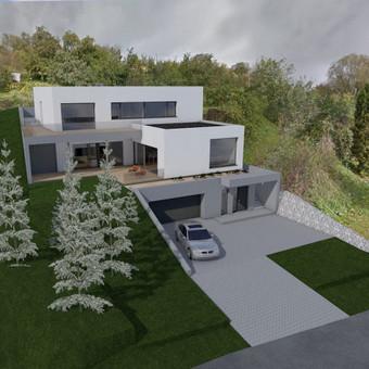 Architektas, projektavimas / Marijus Preisas / Darbų pavyzdys ID 537669