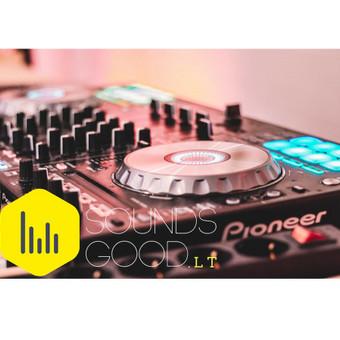 DJ paslaugos, apšvietimo ir įgarsinimo paslaugos / SoundsGood / Darbų pavyzdys ID 537761