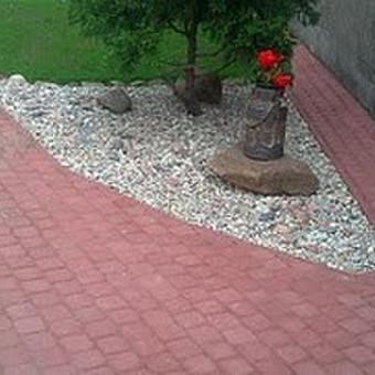 Akmens mūro darbai, Šlaitų ir pakrančių tvirtinimas.Atramine / Saulius / Darbų pavyzdys ID 538013