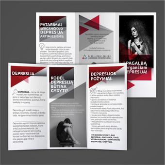 Maketavimas, logotipų kūrimas, spaudos darbai ir kt. / MB Prospauda / Darbų pavyzdys ID 538865
