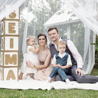 Vestuvės,krikštynos,asmeninės ir kt. / Vilma Valiukė / Darbų pavyzdys ID 538973