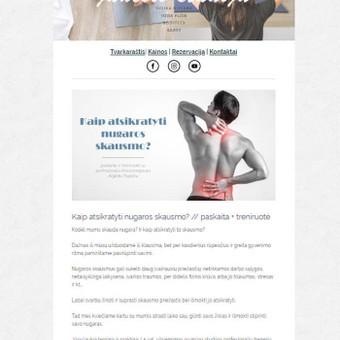 Pardavimų didinimas internetinės rinkodaros kanalais / Eglė Tertelė / Darbų pavyzdys ID 539591