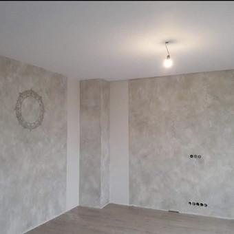 Meninis sienų dekoravimas, dekoratyvinis tinkas / Laura Sakalauskienė / Darbų pavyzdys ID 539671