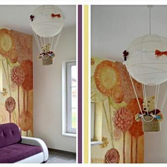 Meninis sienų dekoravimas, dekoratyvinis tinkas / Laura Sakalauskienė / Darbų pavyzdys ID 539673