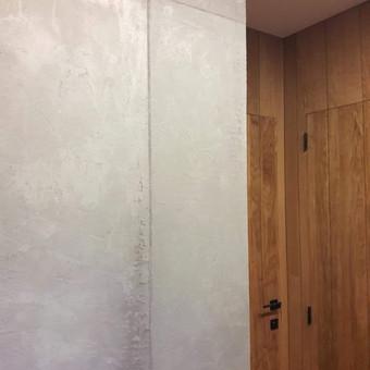 Meninis sienų dekoravimas, dekoratyvinis tinkas / Laura Sakalauskienė / Darbų pavyzdys ID 539679