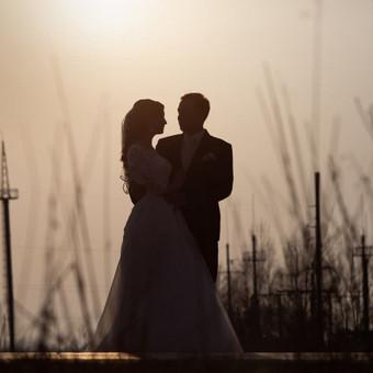 Vestuvių fotografas Mindaugas Macaitis / Mindaugas Macaitis / Darbų pavyzdys ID 539855