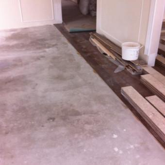 Darbai su medinėmis grindimis: klojimas, šlifavimas... / Rolandas / Darbų pavyzdys ID 539887