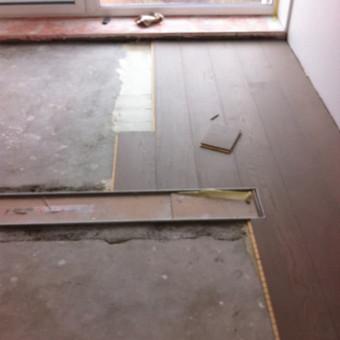 Darbai su medinėmis grindimis: klojimas, šlifavimas... / Rolandas / Darbų pavyzdys ID 539891