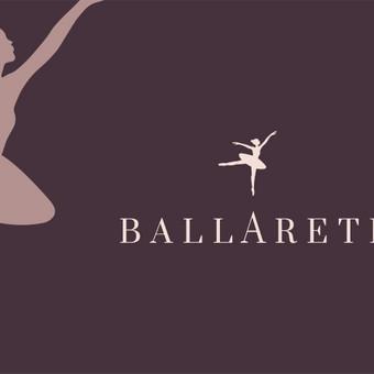 Ballareti - We craft jewelry for your personality.   Logotipų kūrimas - www.glogo.eu - logo creation.