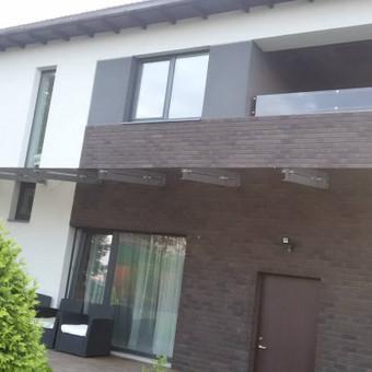 Berėmės stiklo konstrukcijos / Vidmantas Arūna / Darbų pavyzdys ID 540607