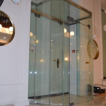 Berėmės stiklo konstrukcijos / Vidmantas Arūna / Darbų pavyzdys ID 540609