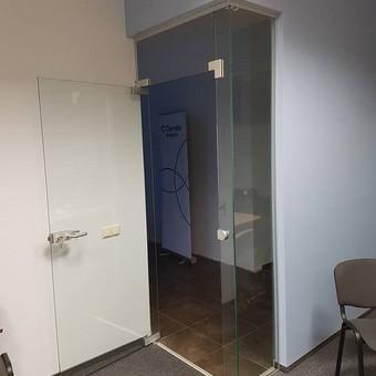 Berėmės stiklo konstrukcijos / Vidmantas Arūna / Darbų pavyzdys ID 540619