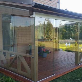 Berėmės stiklo konstrukcijos / Vidmantas Arūna / Darbų pavyzdys ID 540621