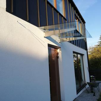 Berėmės stiklo konstrukcijos / Vidmantas Arūna / Darbų pavyzdys ID 540631