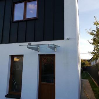 Berėmės stiklo konstrukcijos / Vidmantas Arūna / Darbų pavyzdys ID 540633