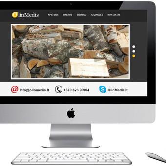 Interneto svetainių kūrimas. SEO paslaugos. Google reklama / Jmedia / Darbų pavyzdys ID 541091