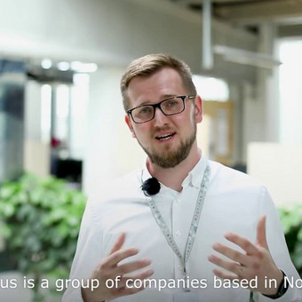 UAB Staticus pristatomasis video.