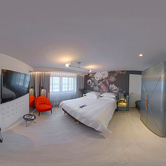 Radisson Blu Astorija virtualus turas, viešinimas Google.