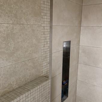 Plyteliu,mozaiku,naturalaus akmens klijavimas / MarmorLabora / Darbų pavyzdys ID 541255
