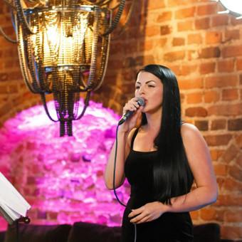 Dainininkė, atlikėja Gabrielė Goštautaitė / Gabrielė Grigonė / Darbų pavyzdys ID 541619