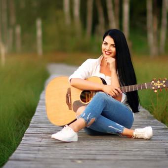 Dainininkė, atlikėja Gabrielė Goštautaitė / Gabrielė Grigonė / Darbų pavyzdys ID 541621