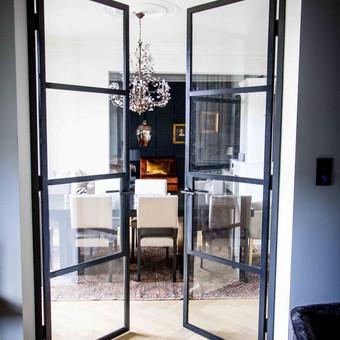 Stiklo-metalo pertvarų ir durų gamyba / Dominius / Darbų pavyzdys ID 541907
