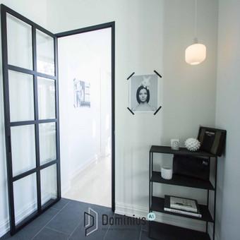 Stiklo-metalo pertvarų ir durų gamyba / Dominius / Darbų pavyzdys ID 541915