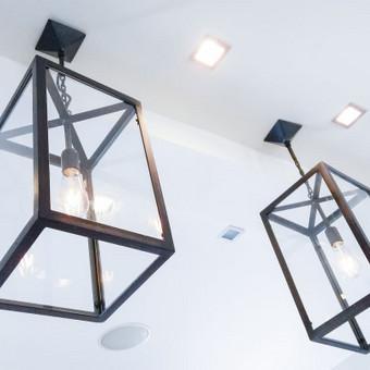 Stiklo-metalo pertvarų ir durų gamyba / Dominius / Darbų pavyzdys ID 541917