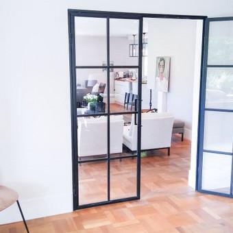 Stiklo-metalo pertvarų ir durų gamyba / Dominius / Darbų pavyzdys ID 541919