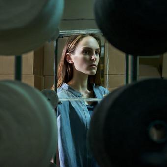 Stilinga verslo portreto ir mados fotografija / Karolina Vaitonytė / Darbų pavyzdys ID 542017