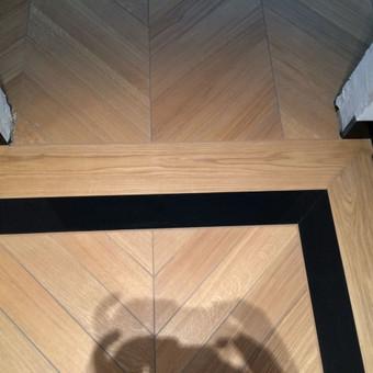Medinių grindų įrengimas / Arnas / Darbų pavyzdys ID 75916
