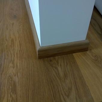Medinių grindų įrengimas / Arnas / Darbų pavyzdys ID 75919