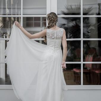 Individualus vestuvinių suknelių siuvimas / MJ Bridal Couture / Darbų pavyzdys ID 75933