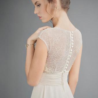Individualus vestuvinių suknelių siuvimas / MJ Bridal Couture / Darbų pavyzdys ID 75943