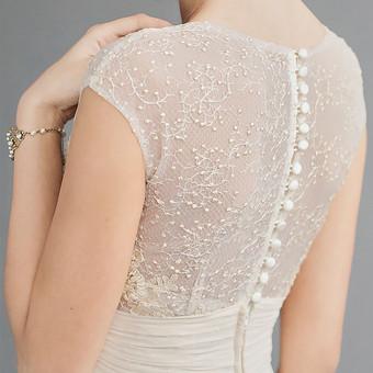 Individualus vestuvinių suknelių siuvimas / MJ Bridal Couture / Darbų pavyzdys ID 75944