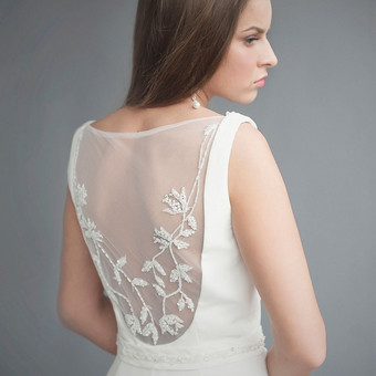Individualus vestuvinių suknelių siuvimas / MJ Bridal Couture / Darbų pavyzdys ID 75947