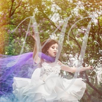 Individualus vestuvinių suknelių siuvimas / MJ Bridal Couture / Darbų pavyzdys ID 75962