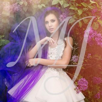 Individualus vestuvinių suknelių siuvimas / MJ Bridal Couture / Darbų pavyzdys ID 75963