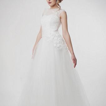 Individualus vestuvinių suknelių siuvimas / MJ Bridal Couture / Darbų pavyzdys ID 75965