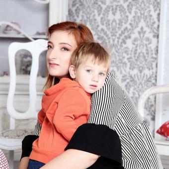 Krikštynų, vaikų gimtadieniai, šeimos fotosesijos.Vilnius / Foto Vaiko Krikštynos / Darbų pavyzdys ID 543189