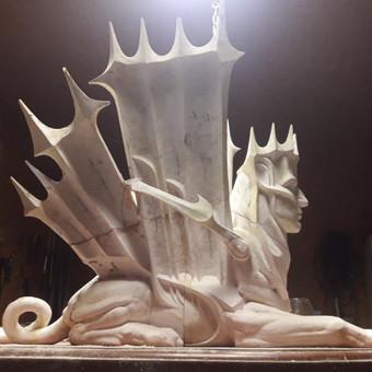 skulptorius / Saulius Tamulevicius / Darbų pavyzdys ID 543197