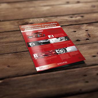 maketavimo, reklamos, dizaino darbai / Ina Gar / Darbų pavyzdys ID 543533
