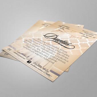 maketavimo, reklamos, dizaino darbai / Ina Gar / Darbų pavyzdys ID 543567