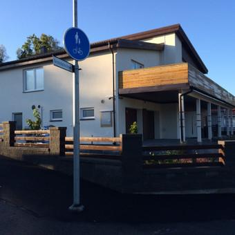 Pilnas namo projektas. Stromstad, Švedija.
