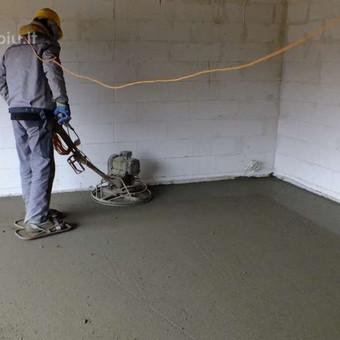 Profesionalus grindu betonavimas / UAB Grindolita / Darbų pavyzdys ID 544467