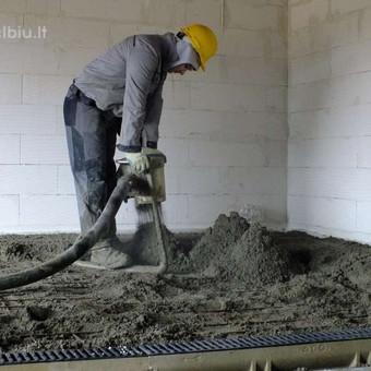 Profesionalus grindu betonavimas / UAB Grindolita / Darbų pavyzdys ID 544469