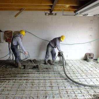 Profesionalus grindu betonavimas / UAB Grindolita / Darbų pavyzdys ID 544471